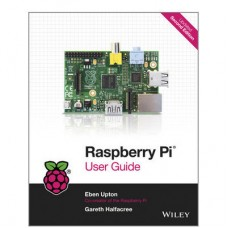 Raspberry Pi User Guide by Gareth Halfacree and Eben Upton