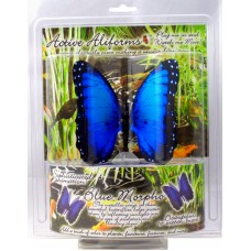 Robotic Insect: Life-like Moving Butterfly - Irridescent Blue Morpho
