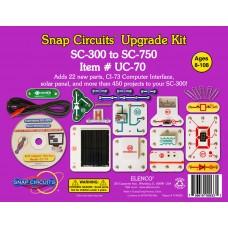Upgrade Kit SC300 to SC750