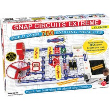 Snap Circuits Extreme® 750 Experiments