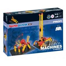 Fischer Technik  da Vinci Machines