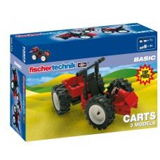 Fischer Technik  Basic Carts