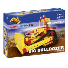 Fischer Technik  Big Bulldozer