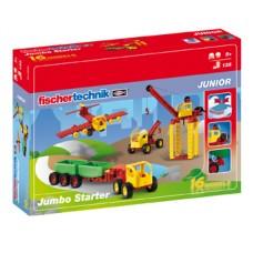 Fischer Technik  Jumbo Starter Set