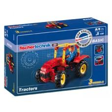 Fischer Technik  Basic Tractors