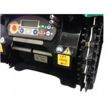 LawnBott Wheel Upgrades for Traction Improvement - LB300EL & LB3550/LB3510