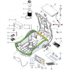Ambrogio/LawnBott® Battery 7.5Ah  [CS_C0106/1]