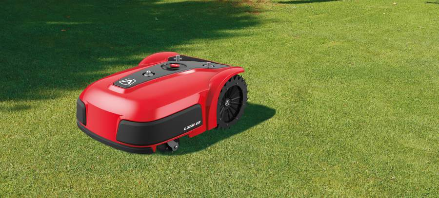 Commercial Robotic Lawn Mowers