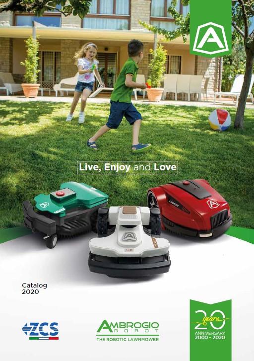 Ambrogio Robot 2020 Catalog