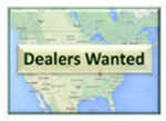 Dealers Wanted Button