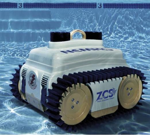 NemH20 Robotic Pool Cleaner