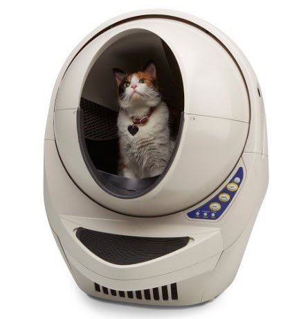 Prime Litter Robot 3 Open Air Automatic Self Cleaning Cat Litter Box With Wiring Cloud Hisonuggs Outletorg
