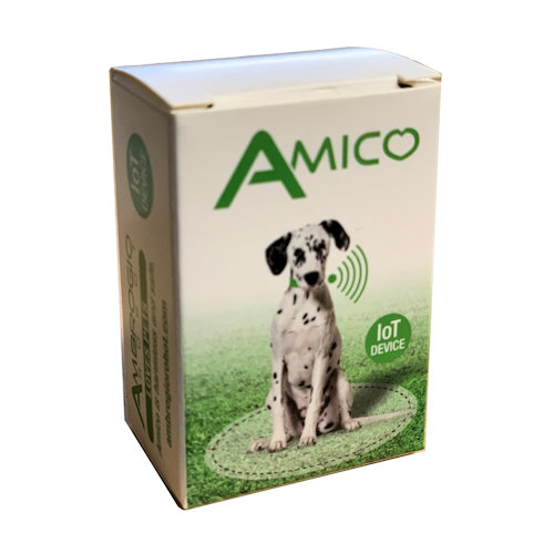 Ambrogio Amico Pet Accessory Retail Box