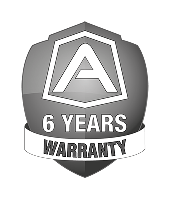 Zucchetti 6 Year Warranty Logo